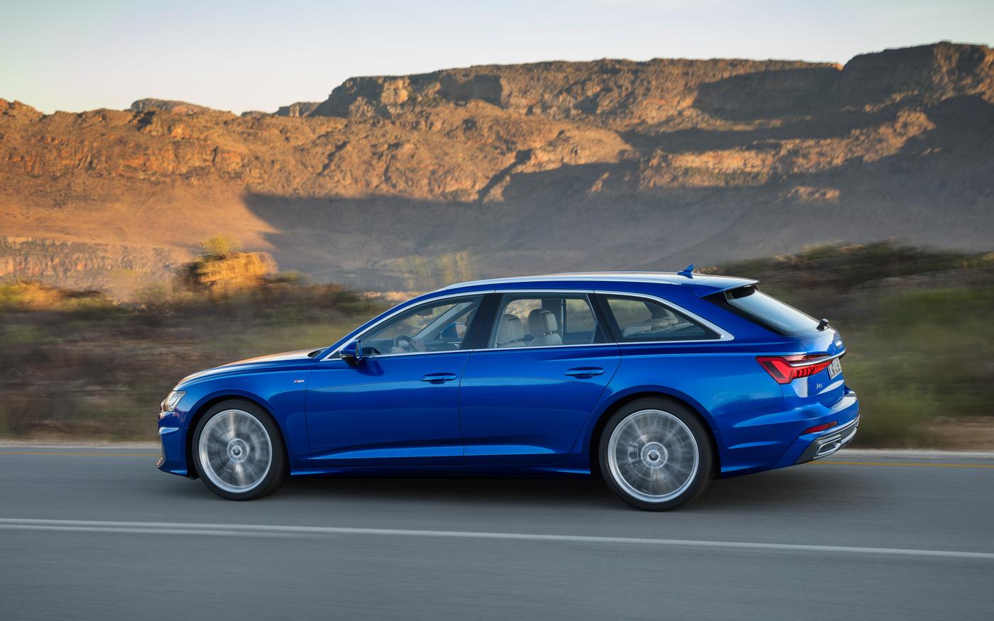 Nieuwe Audi A6 Avant is opnieuw een allegaartje