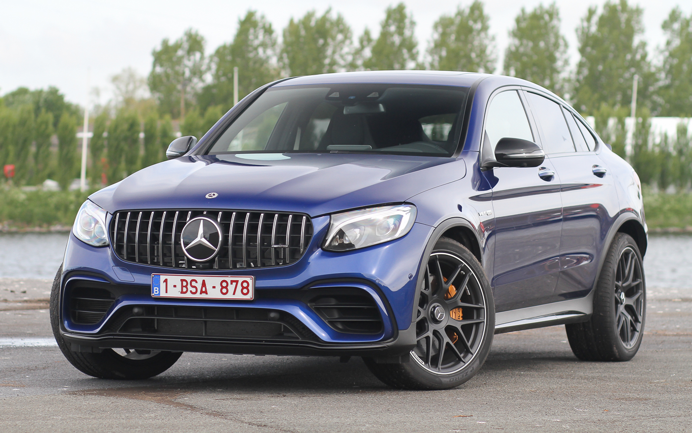 Rijtest: Mercedes-AMG GLC63 S 4MATIC+ Coupé