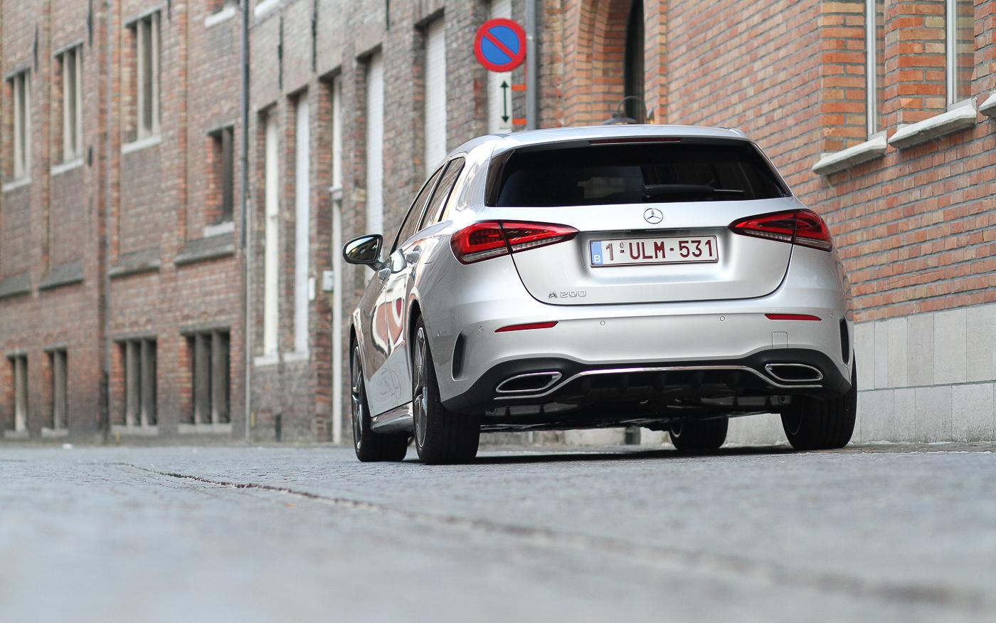 Rijtest – Mercedes-Benz A 200
