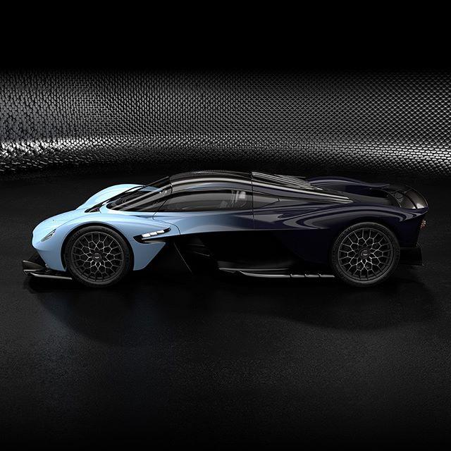 Eerste beelden van de productierijpe Aston Martin Valkyrie