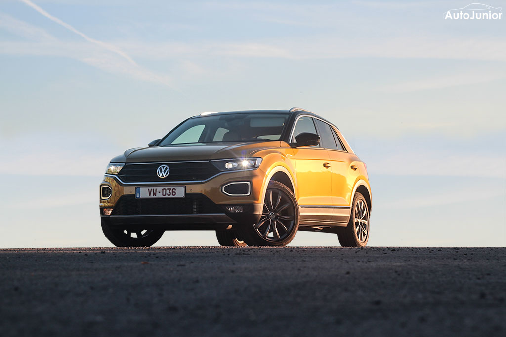 Rijtest: Volkswagen T-Roc 2.0 TDI 4MOTION DSG