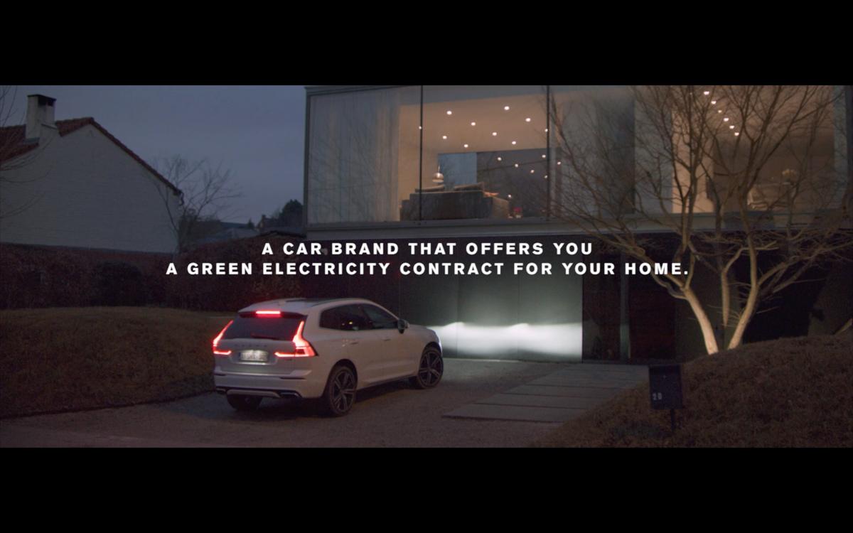 Volts by Volvo maakt elektrisch rijden op groene energie toegankelijker voor iedereen!