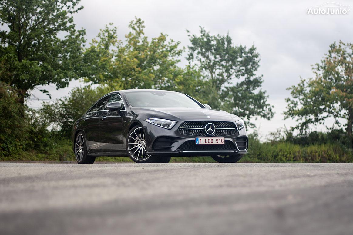 Rijtest: Mercedes-Benz CLS 450 4MATIC Edition 1