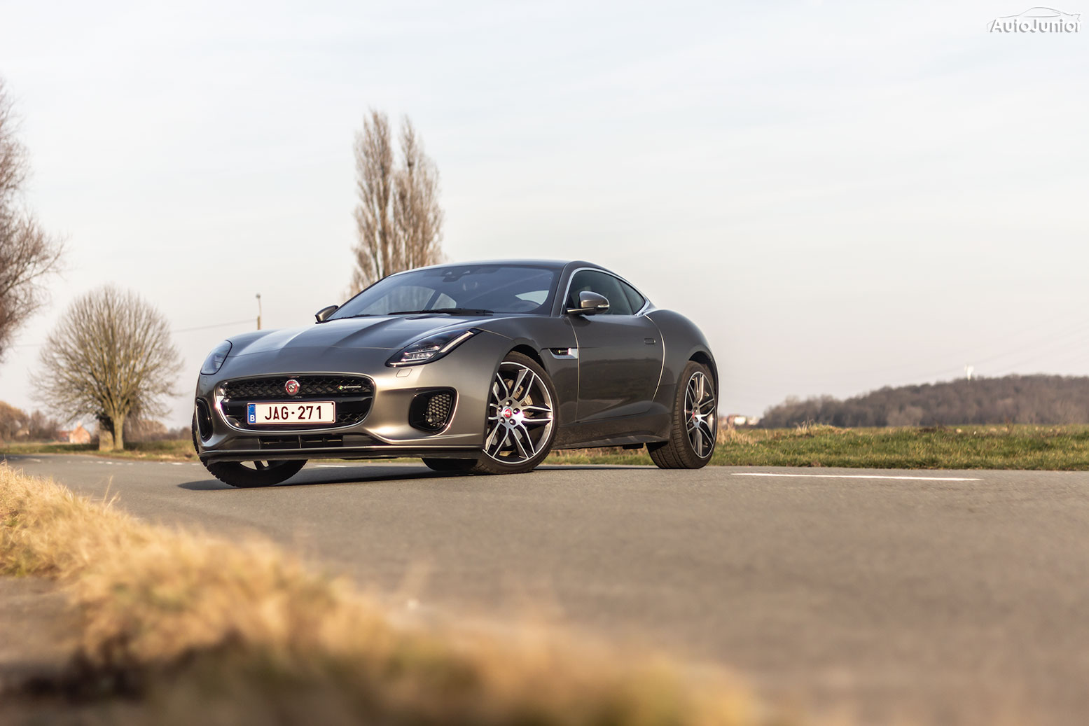 Rijtest: Jaguar F-type 2.0 RWD Coupé R-Dynamic