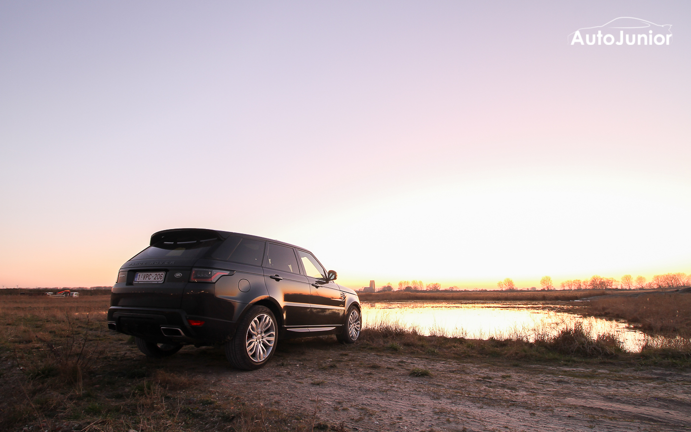 Rijtest: Land Rover Range Rover Sport P400e HSE Dynamic