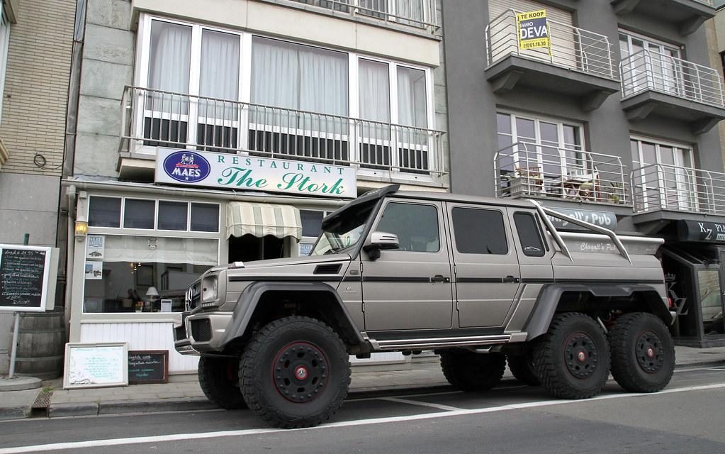 G 6x6 AMG