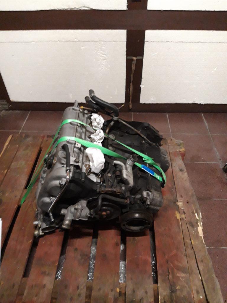 Mazda MX-5 NA Miata engine, motor