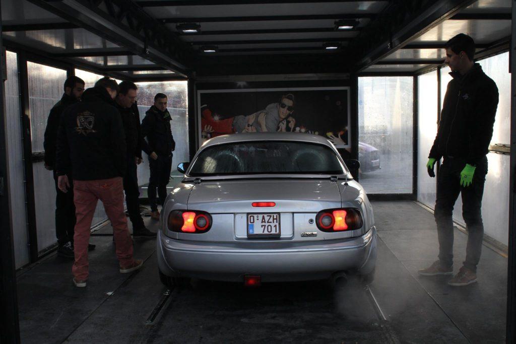 Mazda MX-5 NA Miata, BC Signature, Wrap